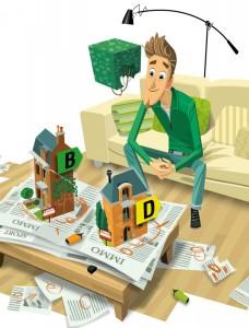 le certificat peb est obligatoire lors de la location d'un bien immobilier